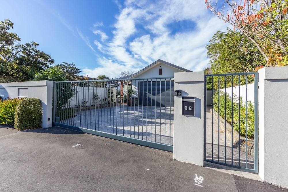 Over 60's townhouse, Fendalton