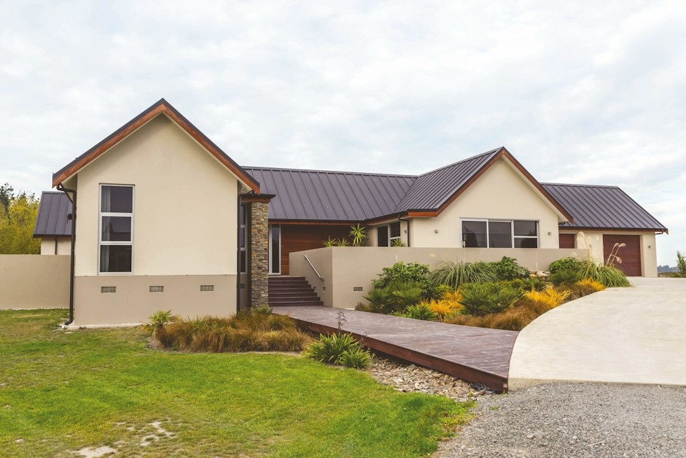 New EQC Family Home in Brooklands
