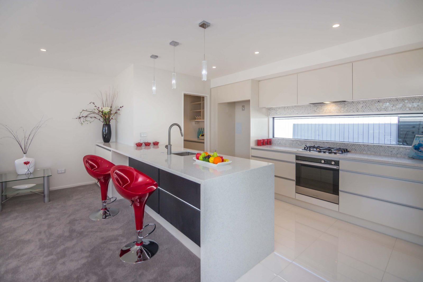 Merivale Townhouse - kitchen