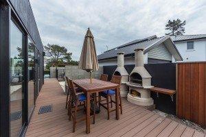 Family home North Brighton - deck